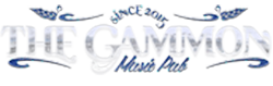 logo the gammon music pub footer