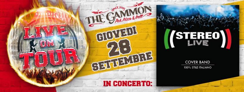 Giovedì 28 settembre – Stereo LIVE 100% Stile Italiano!