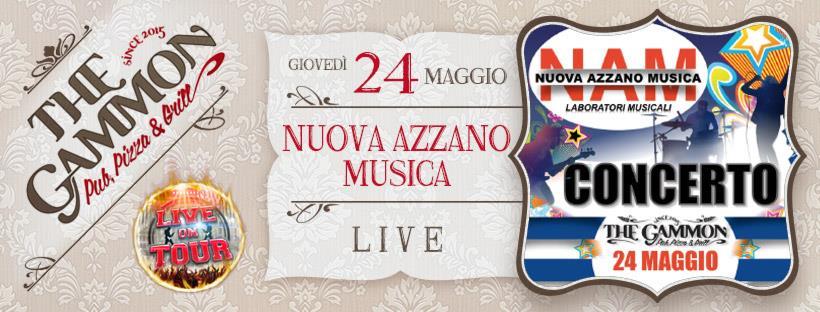 Giovedì 24 Maggio ★ Nuova Azzano Musica ★ in concerto