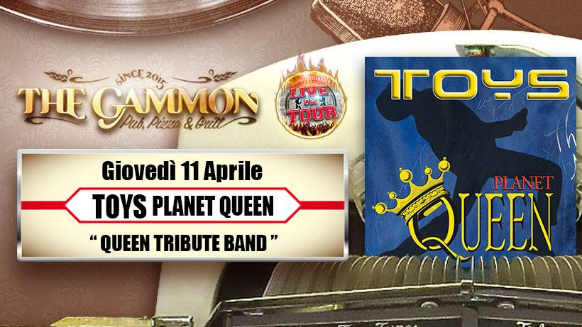 //Toys// Queen tribute