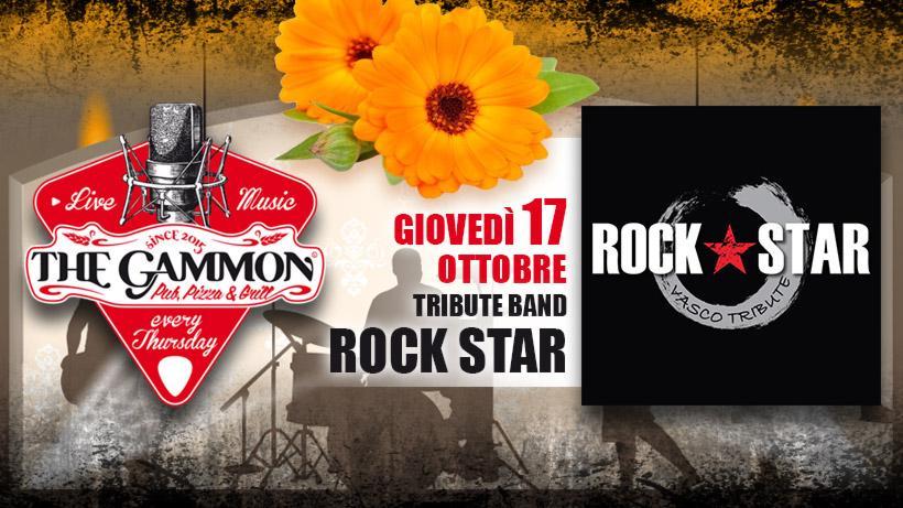Giovedì 17 Ottobre //Rockstar// Vasco Rossi Tribute
