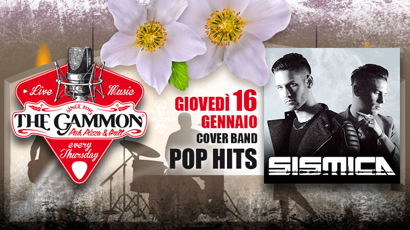Giovedì 16 Gennaio – Sismica – Reggaeton & Dance