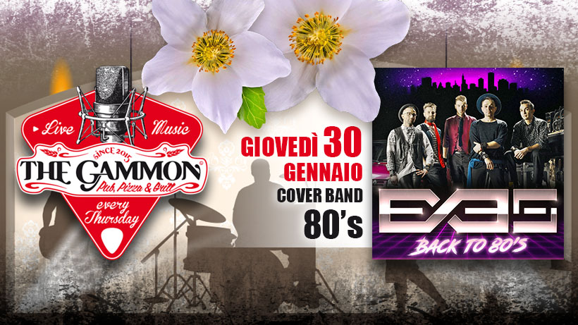 Giovedì 30 Gennaio – EXES – back to 80's