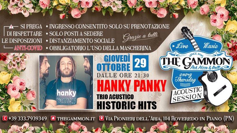 Hanky Panky – Historic Hits